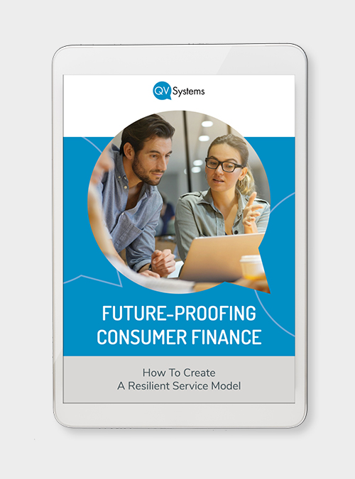 Consumer finance WP